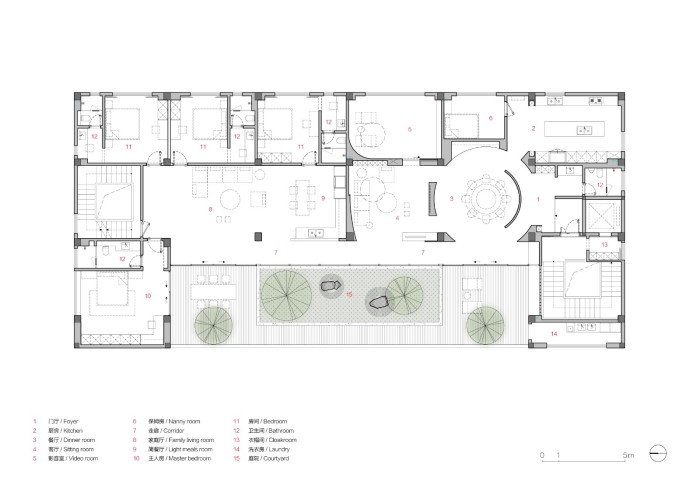 PADSTUDIO質感建築設計 | 光暈之傢 Halo House插图24