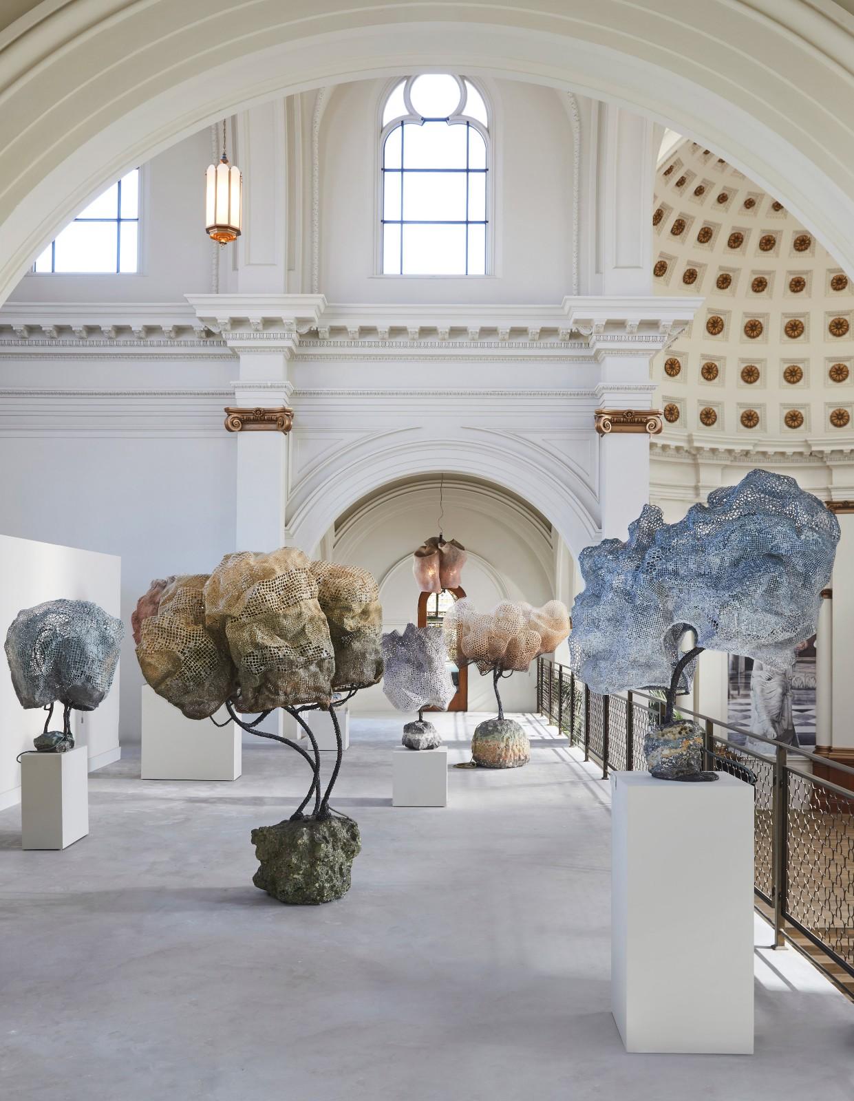 教堂與藝術的結合:Carpenters Workshop畫廊作品插图