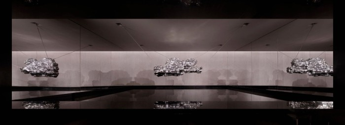 琚賓最新力作  重慶最高豪宅地標:江北嘴「國際金融中心A ONE」營銷中心插图5