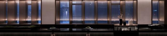 琚賓最新力作  重慶最高豪宅地標:江北嘴「國際金融中心A ONE」營銷中心插图7