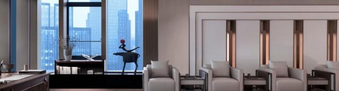 琚賓最新力作  重慶最高豪宅地標:江北嘴「國際金融中心A ONE」營銷中心插图9