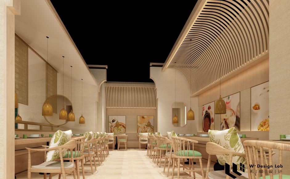 W ⁺ Design Lab作品  |  餐飲空間設計插图1