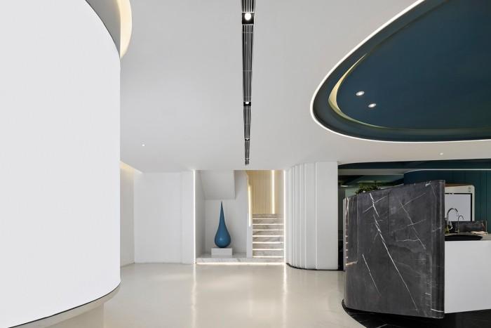 DHO國際設計丨鴻園營銷中心 追上未來,把未來轉變為現在插图6
