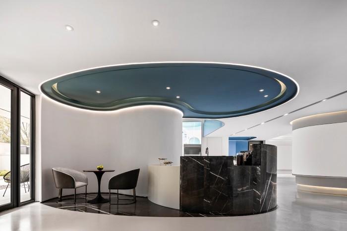 DHO國際設計丨鴻園營銷中心 追上未來,把未來轉變為現在插图9