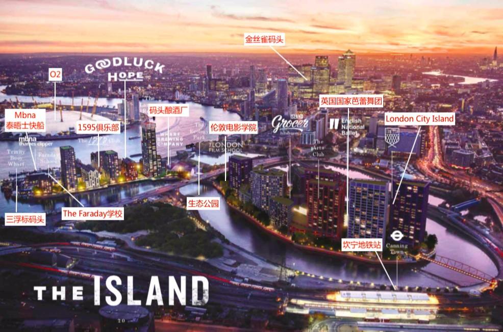 倫敦泰晤士河畔270° 濱水公寓丨首付僅¥17.8萬起插图2