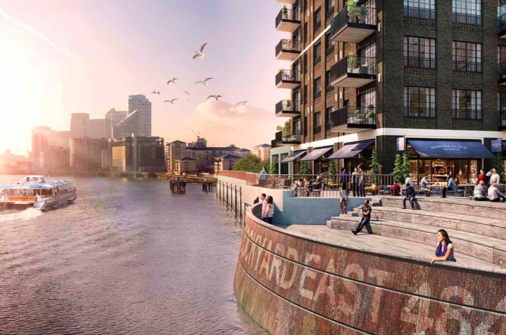 倫敦泰晤士河畔270° 濱水公寓丨首付僅¥17.8萬起插图3