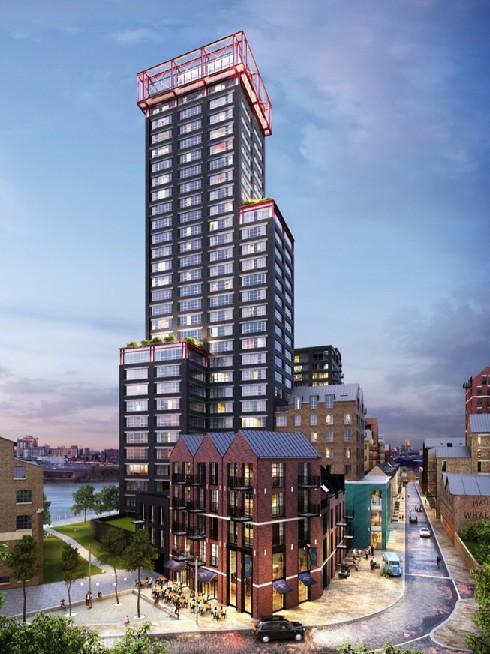 倫敦泰晤士河畔270° 濱水公寓丨首付僅¥17.8萬起插图4
