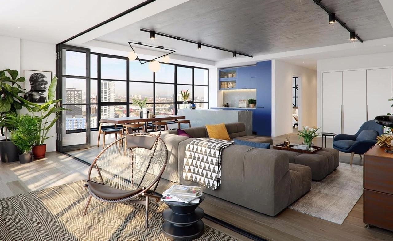 倫敦泰晤士河畔270° 濱水公寓丨首付僅¥17.8萬起插图19