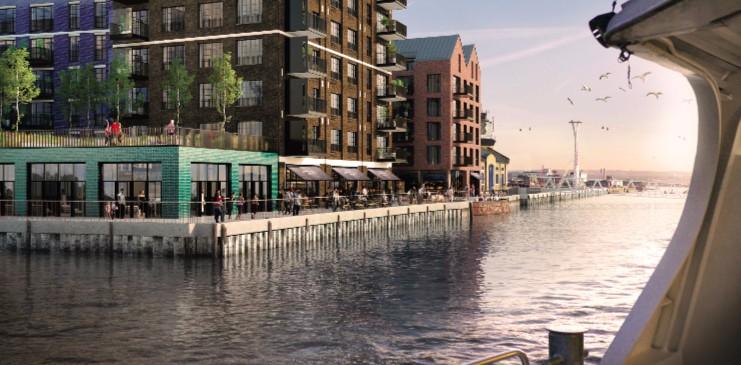 倫敦泰晤士河畔270° 濱水公寓丨首付僅¥17.8萬起插图24