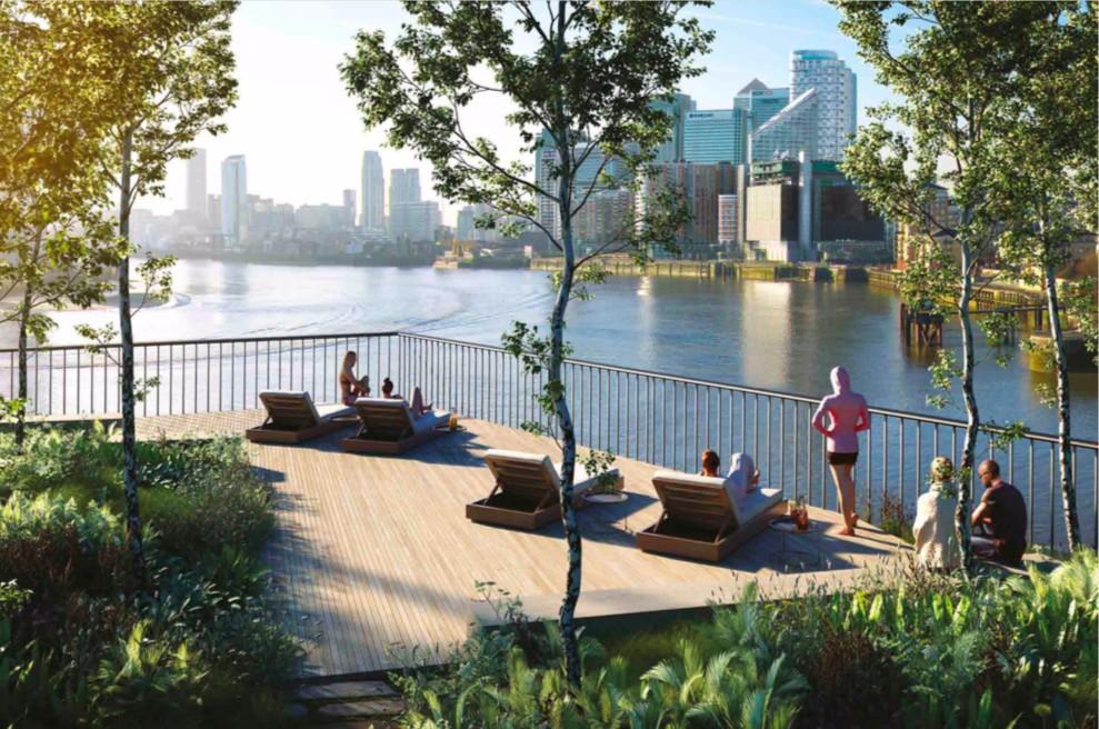 倫敦泰晤士河畔270° 濱水公寓丨首付僅¥17.8萬起插图26