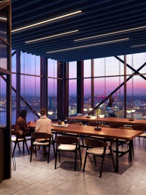 倫敦泰晤士河畔270° 濱水公寓丨首付僅¥17.8萬起插图32