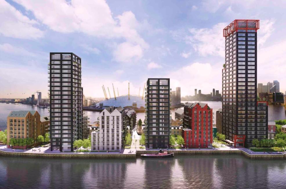倫敦泰晤士河畔270° 濱水公寓丨首付僅¥17.8萬起插图34