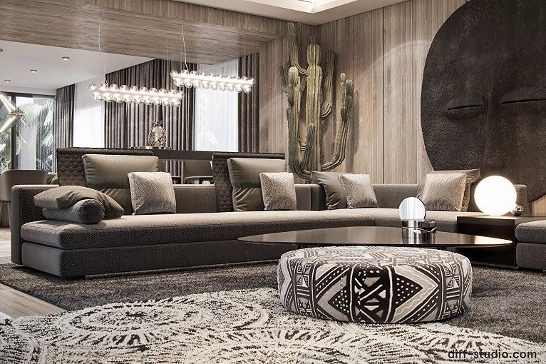 非洲元素丨濃烈的藝術美感插图10