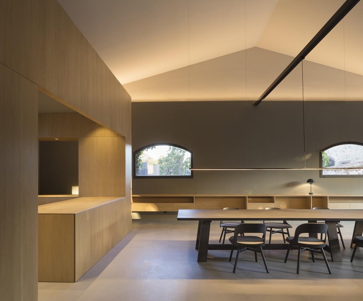 聖馬提住宅,金屬回廊平衡新與舊的關系 / Francesc Rifé Studio插图(18)