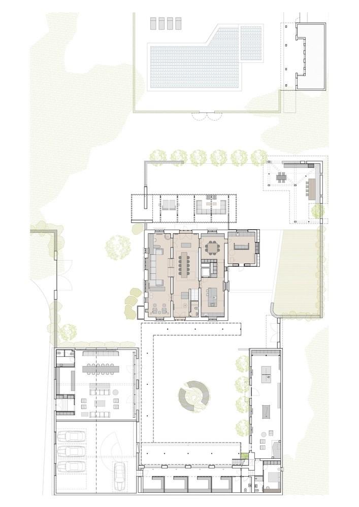 聖馬提住宅,金屬回廊平衡新與舊的關系 / Francesc Rifé Studio插图(23)
