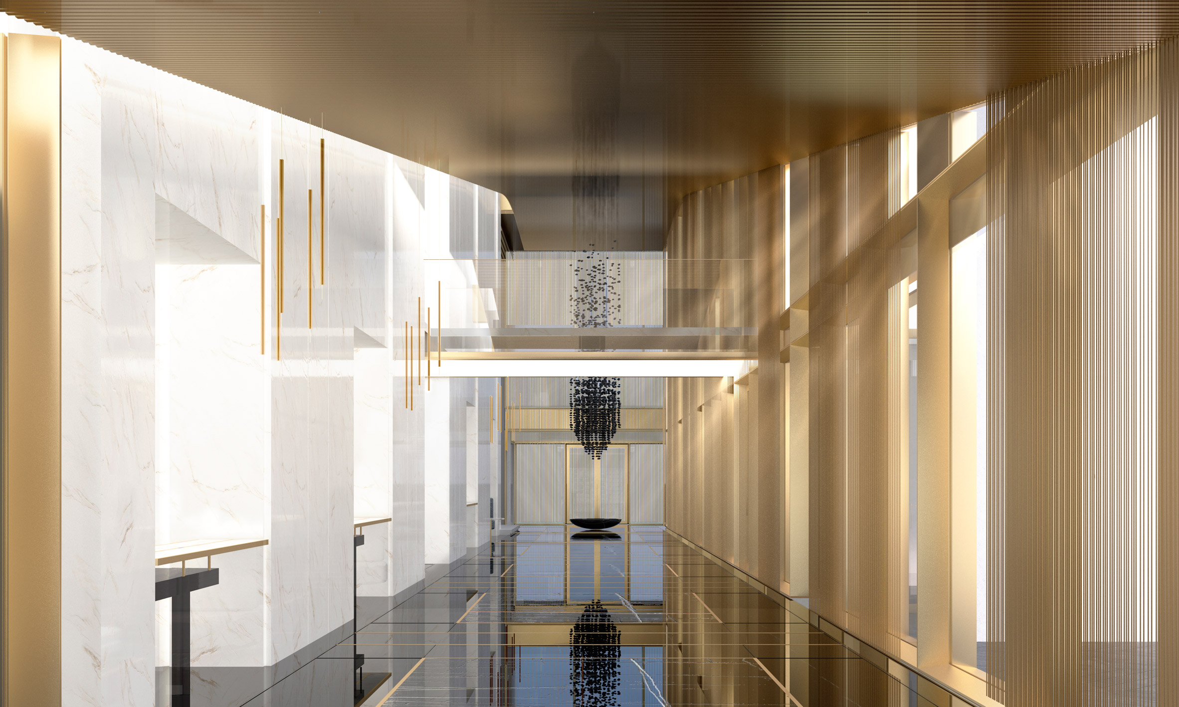 Foster + Partners converts Hong Kong office tower into high-end hotel插图(1)