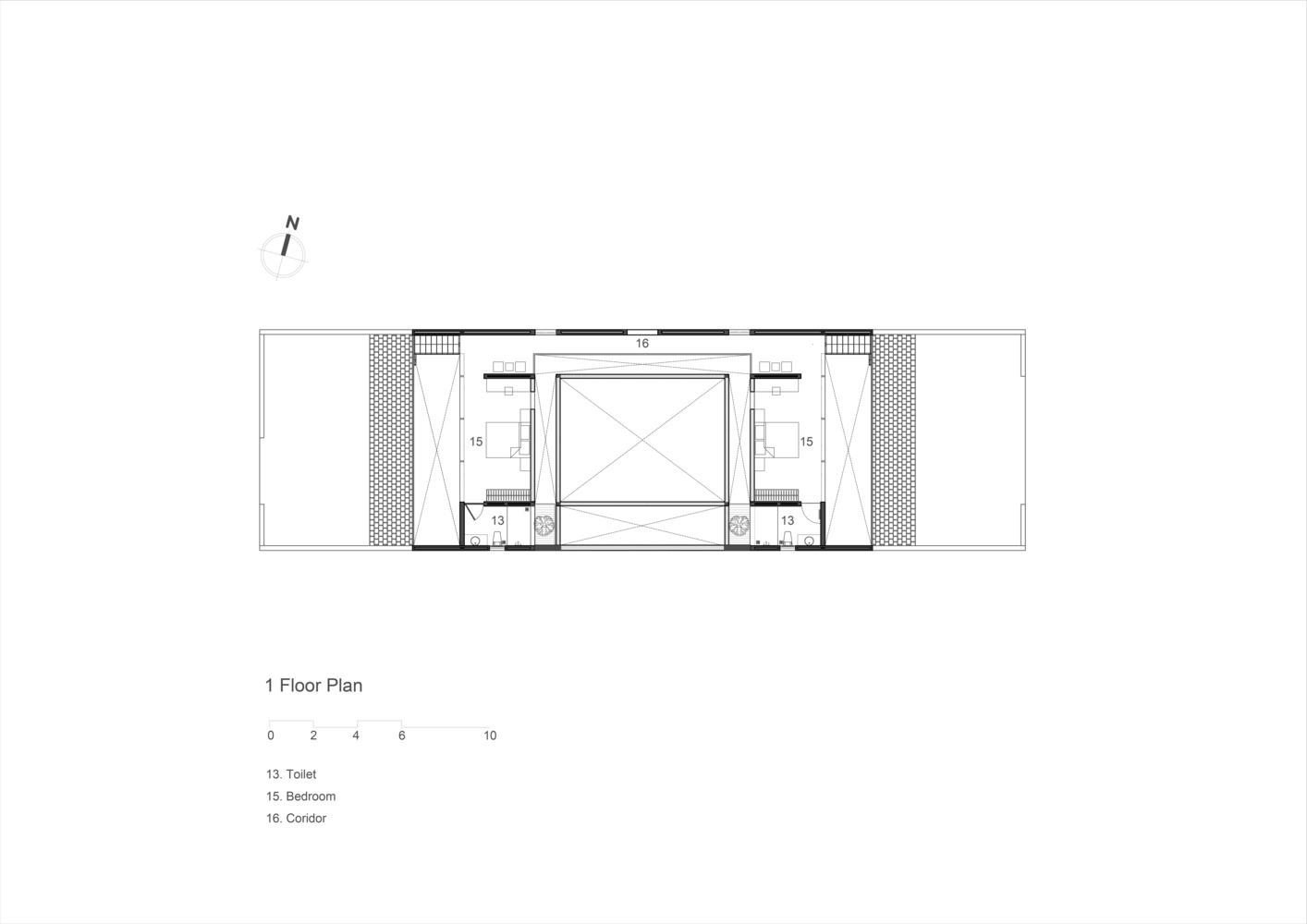 Long An House  Tropical Space插图41