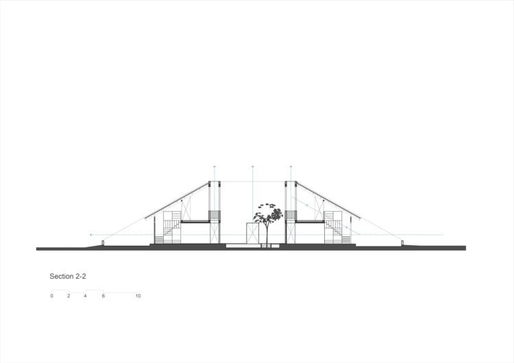 Long An House  Tropical Space插图6