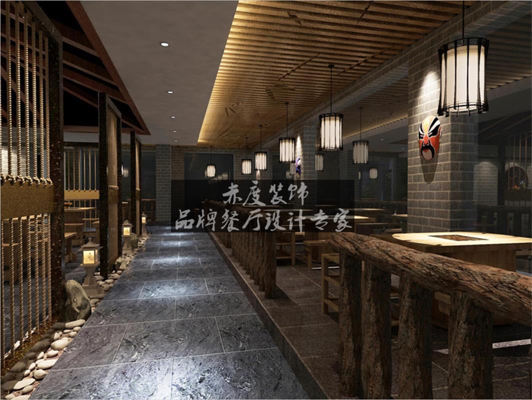 品牌餐廳設計之百味撈插图3