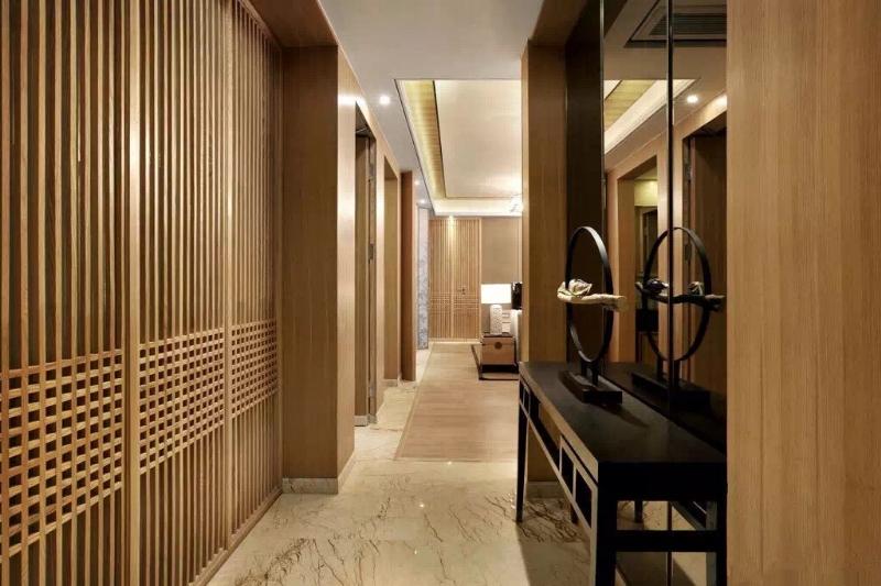 上海閔行區160平新中式風格傳達出如沐春風的舒展愜意插图6