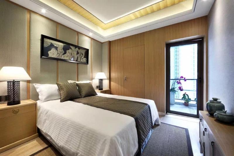 上海閔行區160平新中式風格傳達出如沐春風的舒展愜意插图8