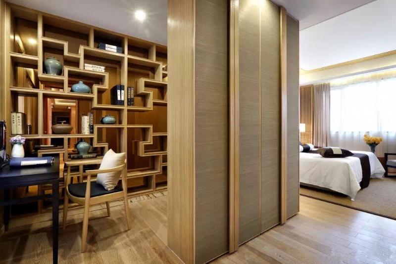上海閔行區160平新中式風格傳達出如沐春風的舒展愜意插图7