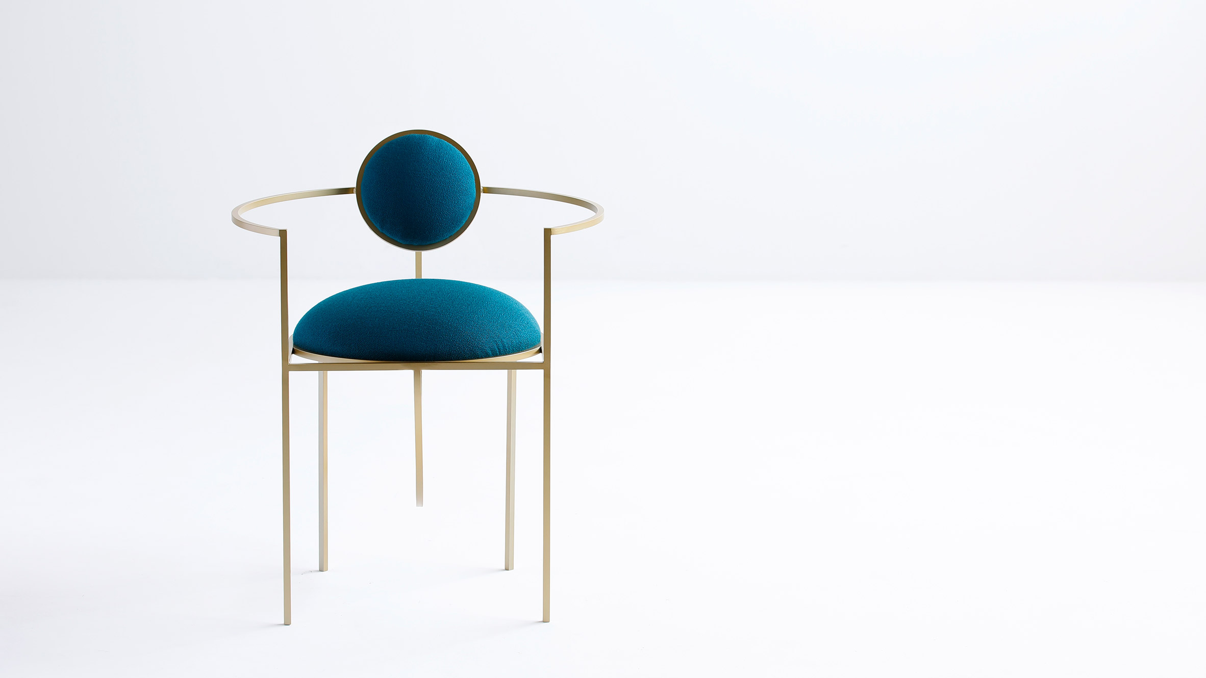 Lara Bohinc takes cues from celestial forms for first seating collection插图