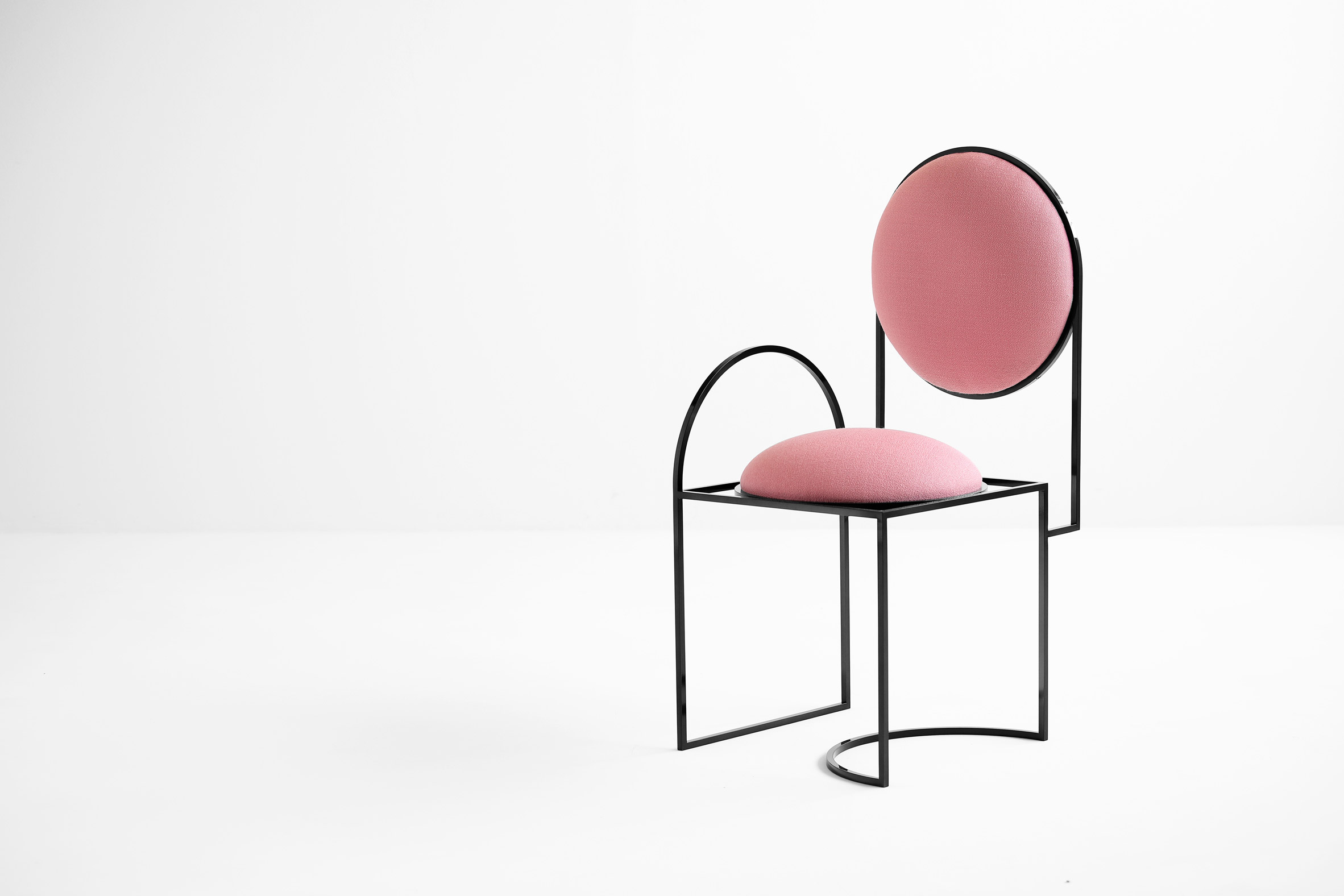 Lara Bohinc takes cues from celestial forms for first seating collection插图7