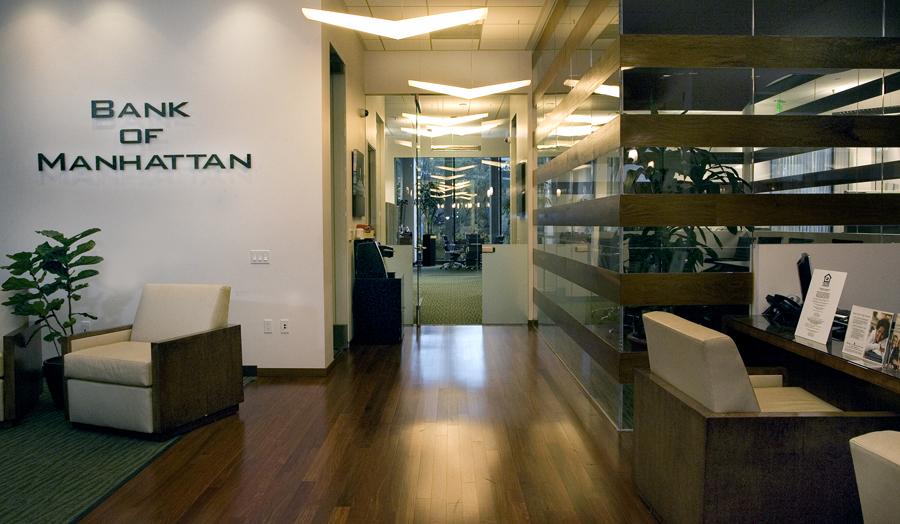 bank of manhattan插图