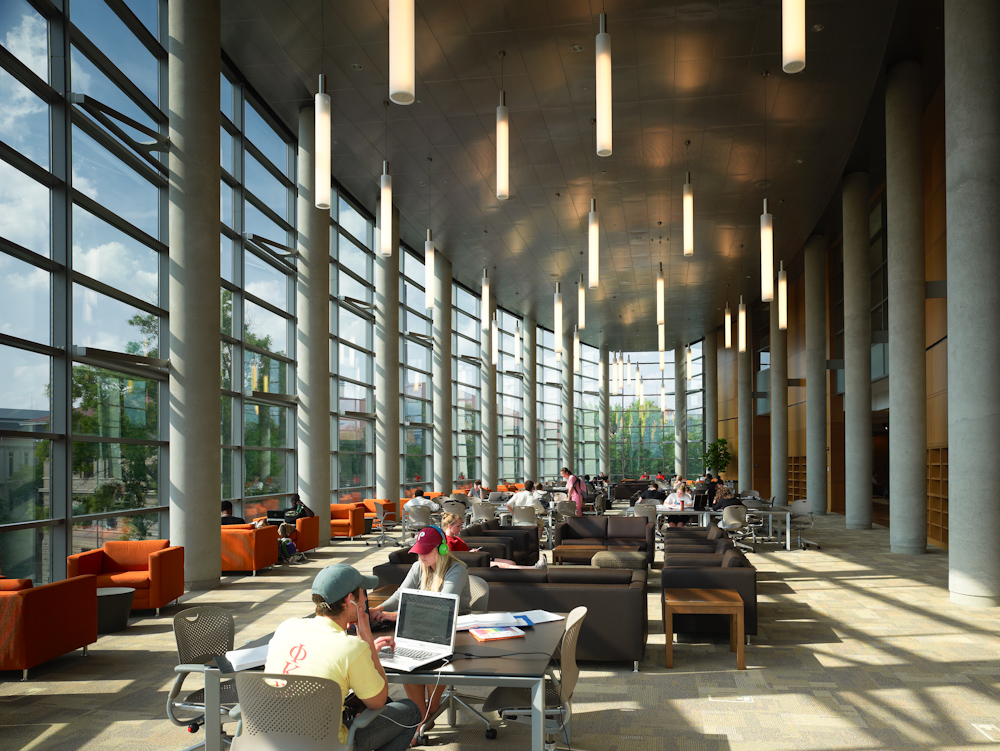 the thompson library at the ohio state university插图6