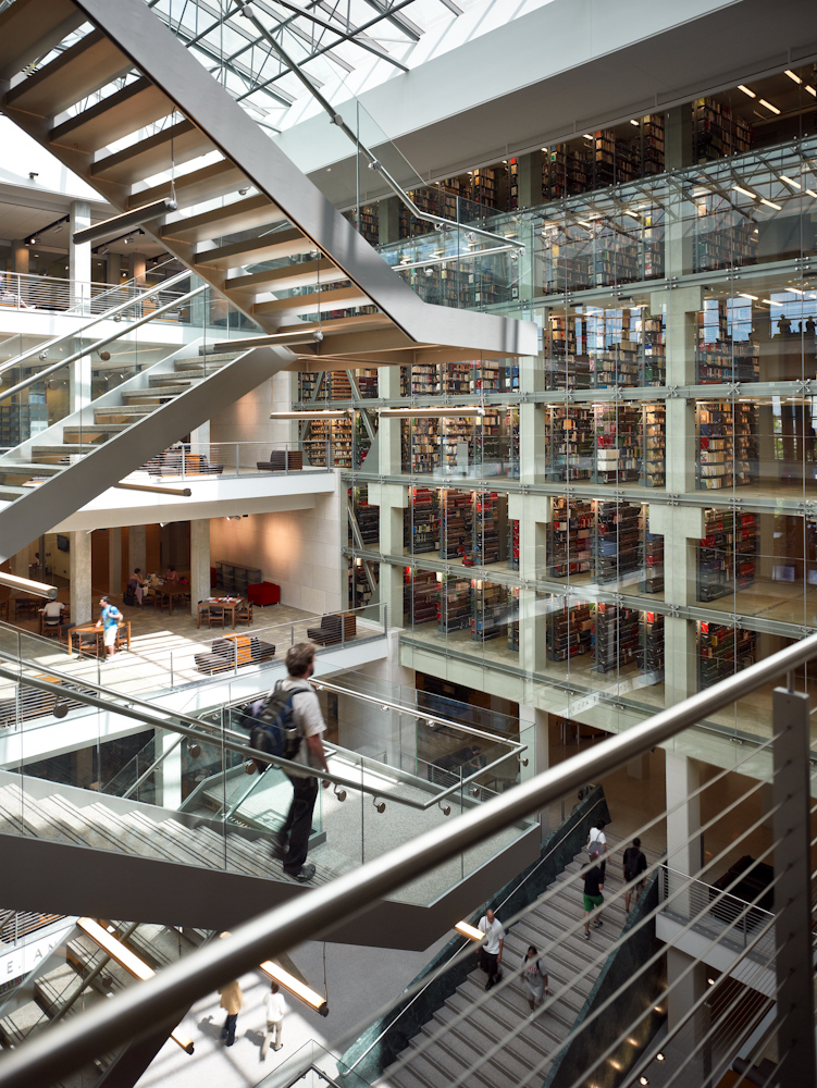 the thompson library at the ohio state university插图3