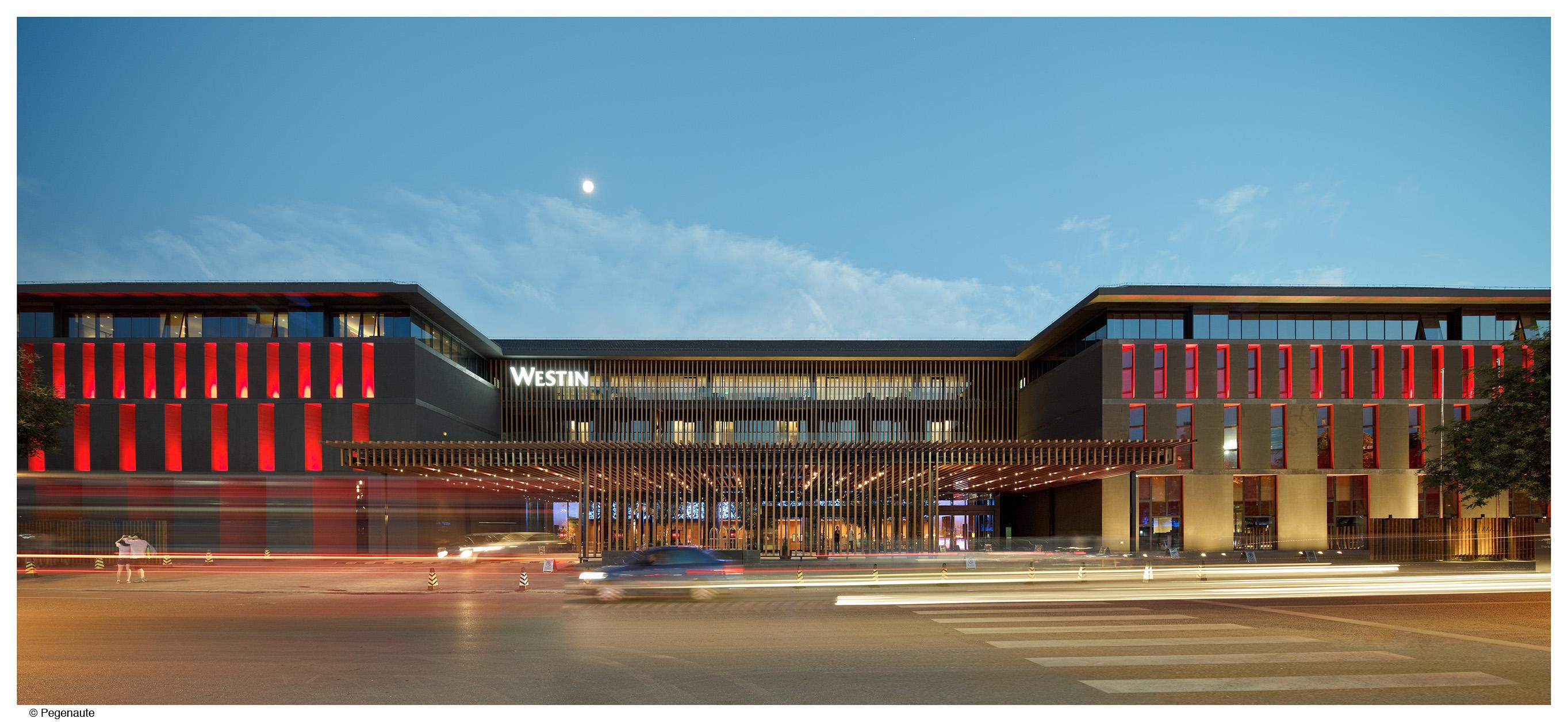 xian westin museum hotel