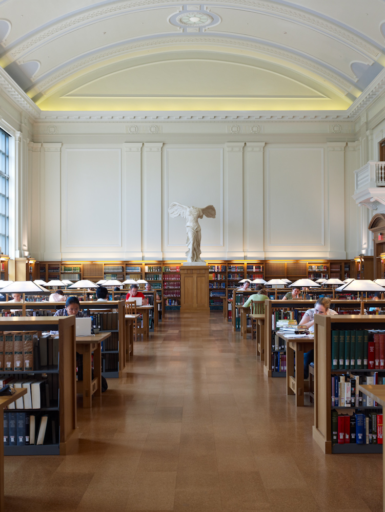 the thompson library at the ohio state university插图2