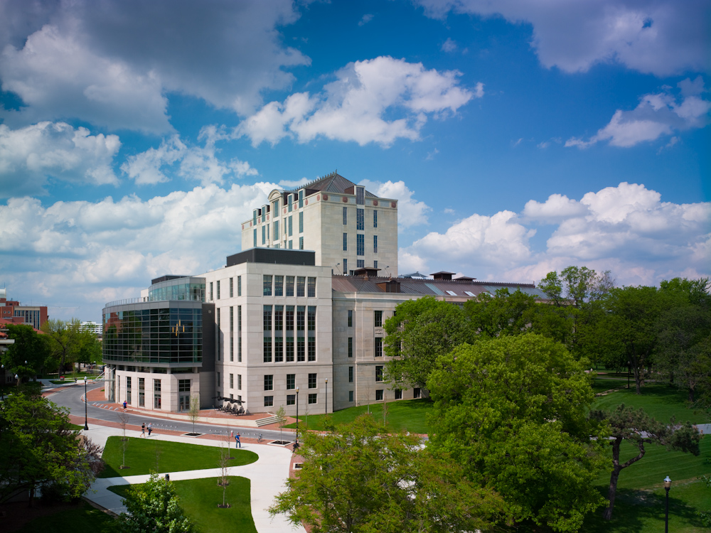the thompson library at the ohio state university插图7