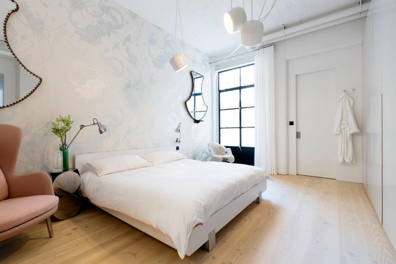 舊廠房改造簡約工業風格loft公寓插图7