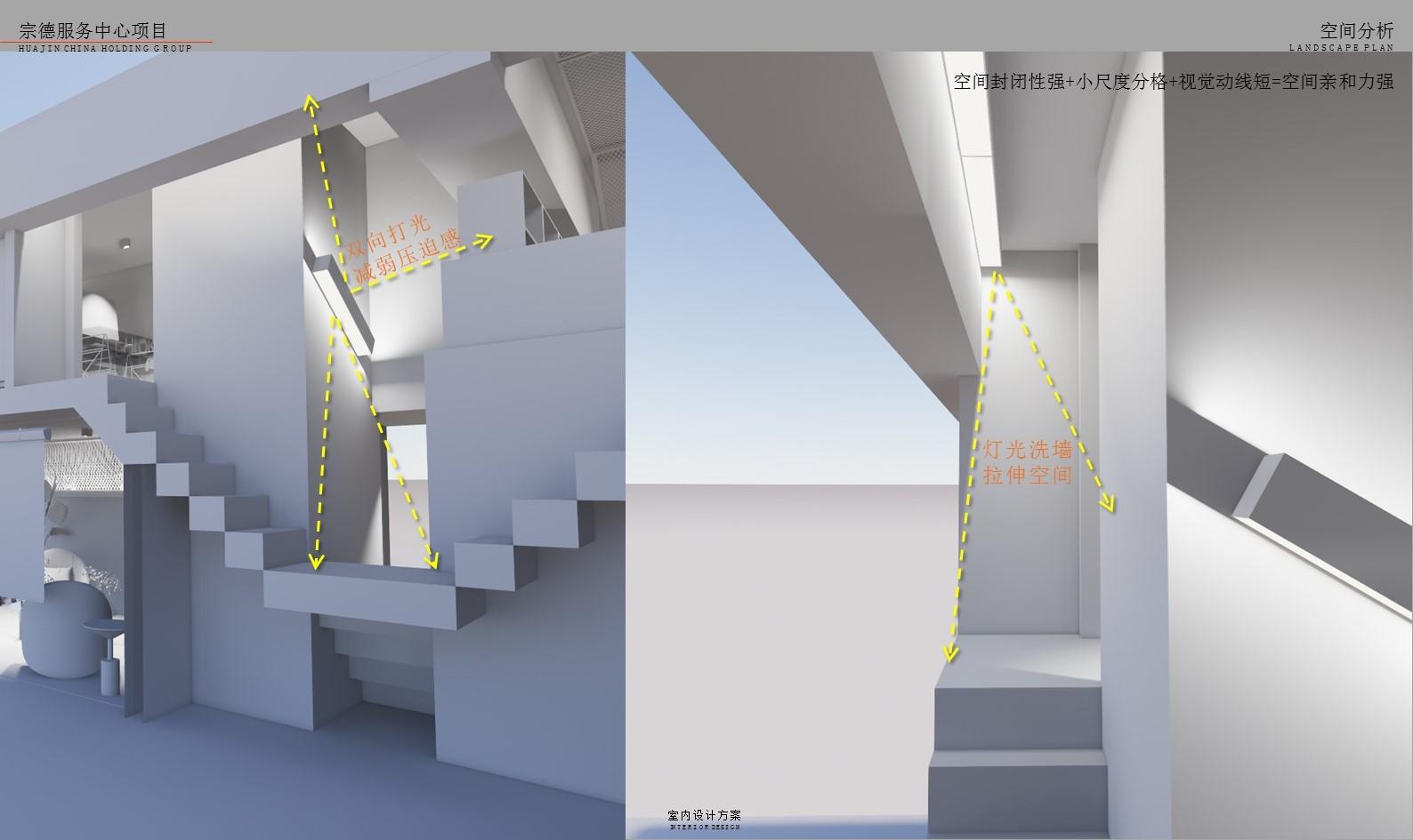 售樓部樣板間 軟裝改造插图(23)