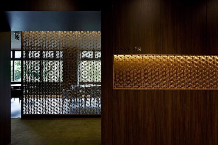 日式客棧:通過空間構造將淳樸民風深入人心插图1
