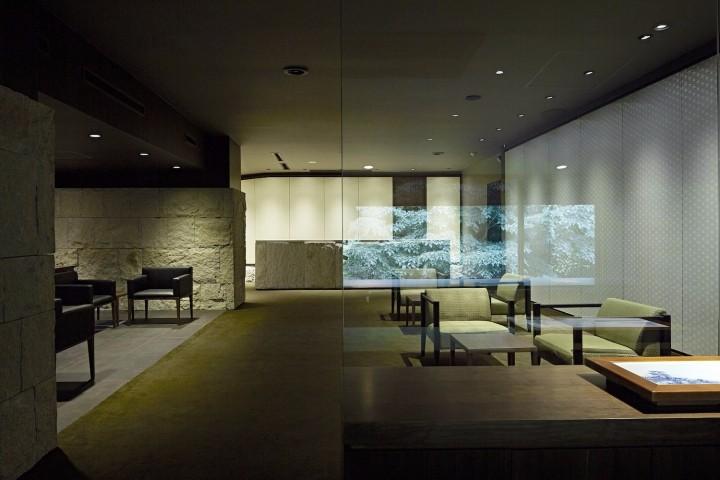 日式客棧:通過空間構造將淳樸民風深入人心插图3