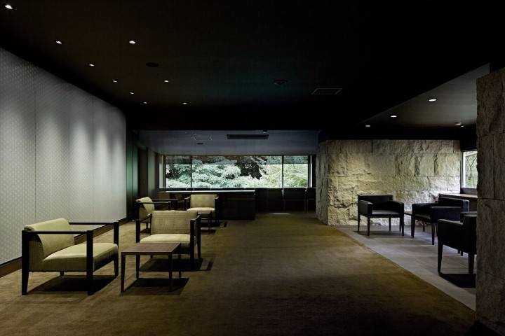 日式客棧:通過空間構造將淳樸民風深入人心插图4