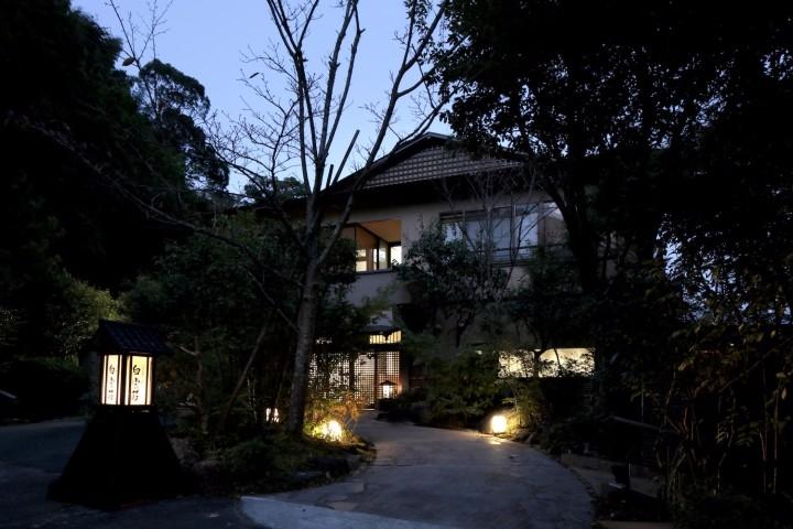 日式客棧:通過空間構造將淳樸民風深入人心插图10