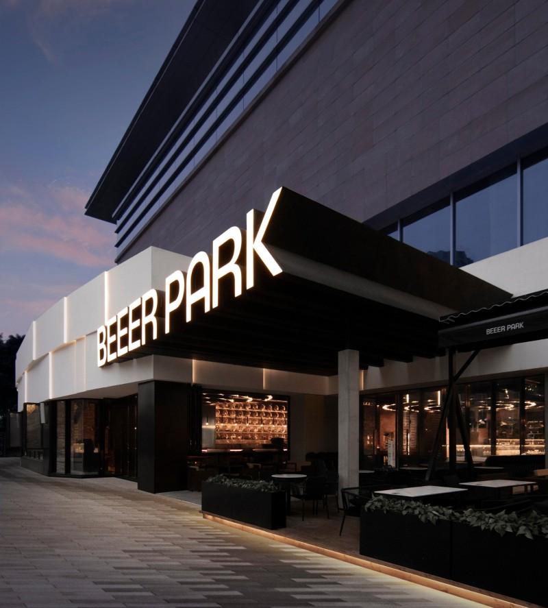 博.想象能力新作 | BEEER PARK品牌與空間的塑造插图4