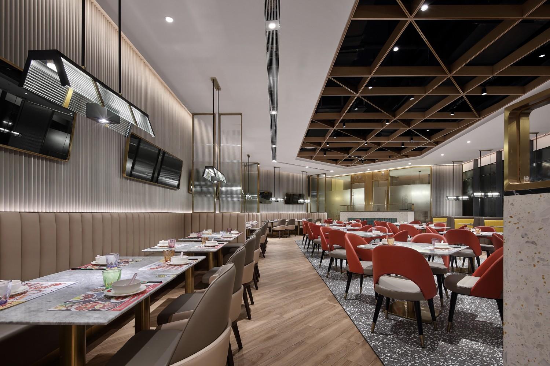 【藝鼎設計】惠州第一傢!簡約、精致、摩登的頂峰茶餐廳,愛瞭愛瞭插图6