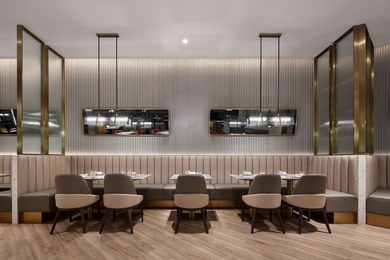 【藝鼎設計】惠州第一傢!簡約、精致、摩登的頂峰茶餐廳,愛瞭愛瞭插图7