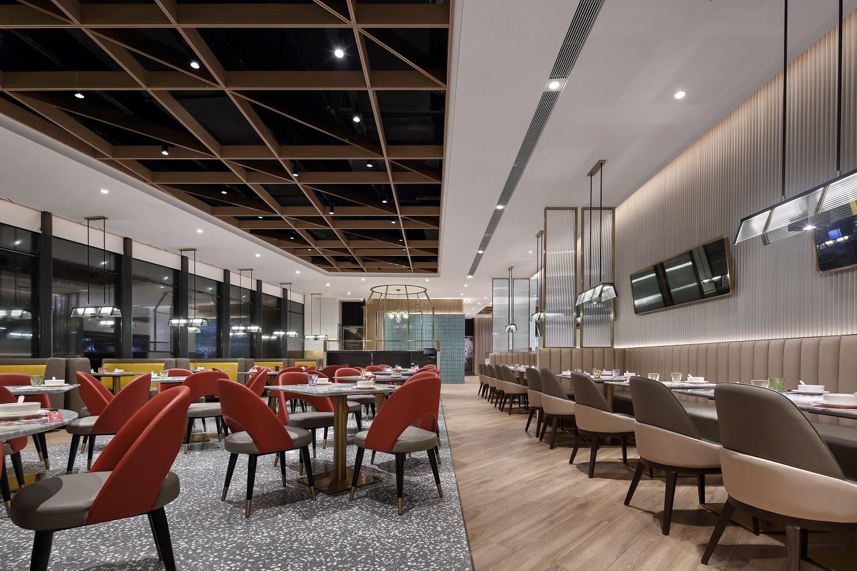 【藝鼎設計】惠州第一傢!簡約、精致、摩登的頂峰茶餐廳,愛瞭愛瞭插图9