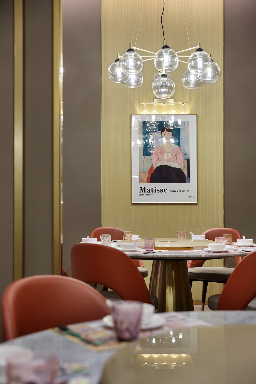 【藝鼎設計】惠州第一傢!簡約、精致、摩登的頂峰茶餐廳,愛瞭愛瞭插图13