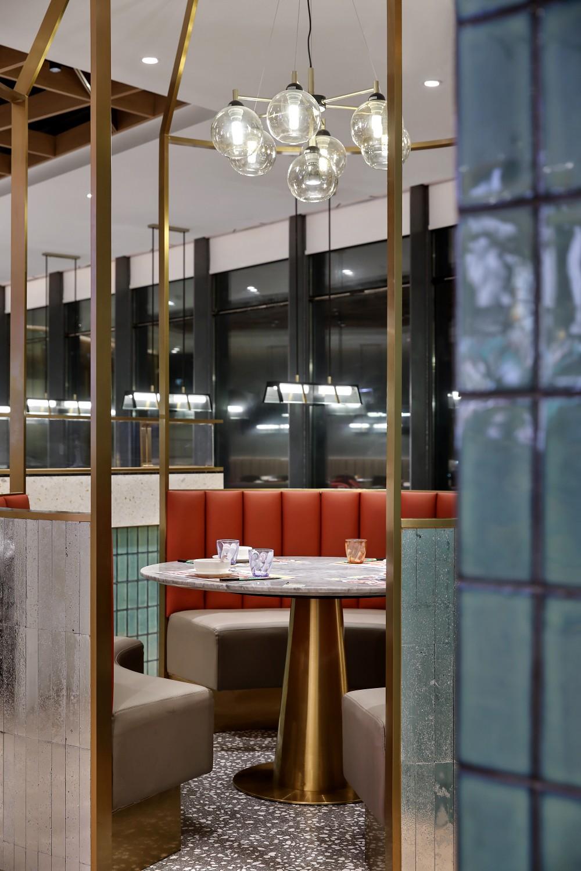 【藝鼎設計】惠州第一傢!簡約、精致、摩登的頂峰茶餐廳,愛瞭愛瞭插图14