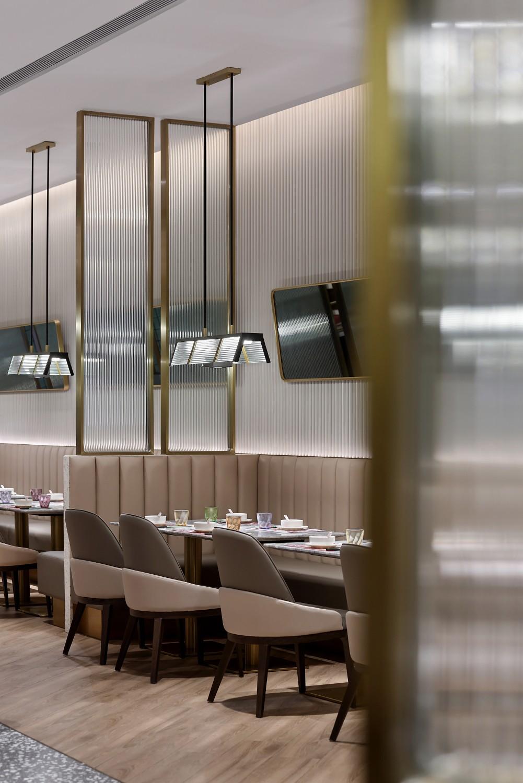 【藝鼎設計】惠州第一傢!簡約、精致、摩登的頂峰茶餐廳,愛瞭愛瞭插图15
