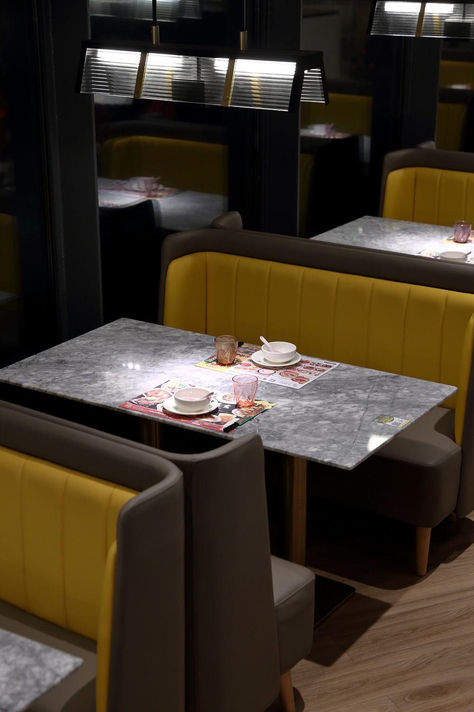 【藝鼎設計】惠州第一傢!簡約、精致、摩登的頂峰茶餐廳,愛瞭愛瞭插图16
