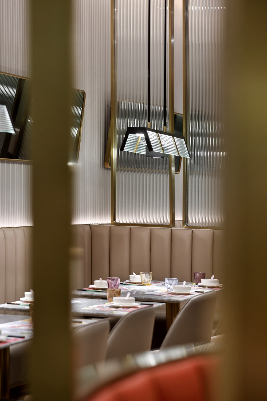 【藝鼎設計】惠州第一傢!簡約、精致、摩登的頂峰茶餐廳,愛瞭愛瞭插图17